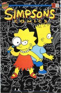 Simpsons Comics #3 (1994)