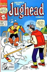 Archie's Pal Jughead Comics #54 (1994)