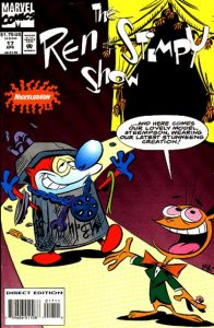 The Ren & Stimpy Show #17 (1994)