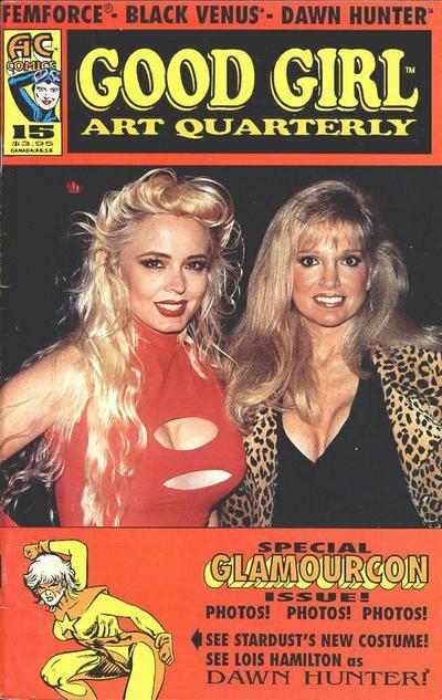 Good Girl Art Quarterly #15 (1994)