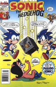 Sonic the Hedgehog #9 (1994)