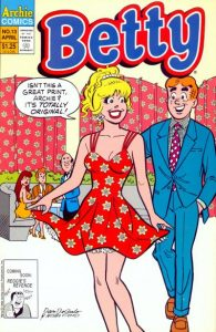Betty #13 (1994)