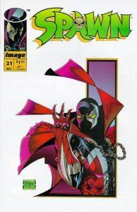 Spawn #21 (1994)