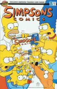 Simpsons Comics #4 (1994)