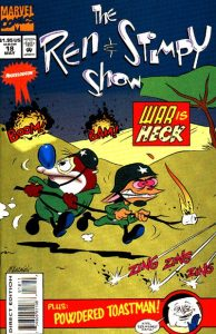 The Ren & Stimpy Show #18 (1994)