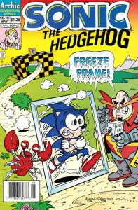 Sonic the Hedgehog #10 (1994)