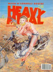 Heavy Metal Magazine #150 (1994)