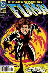 Flash #92 (1994)