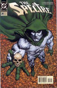 The Spectre #21 (1994)