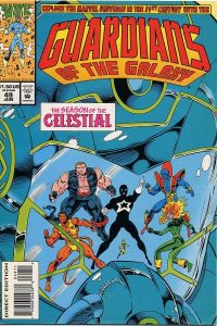 Guardians of the Galaxy #49 (1994)