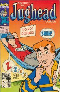 Archie's Pal Jughead Comics #57 (1994)