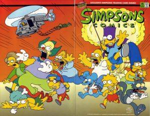 Simpsons Comics #5 (1994)