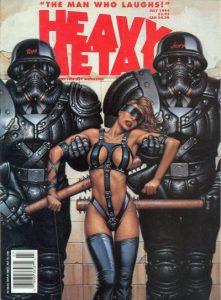 Heavy Metal Magazine #151 (1994)