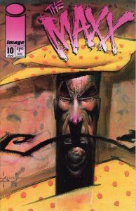 The Maxx #10 (1994)