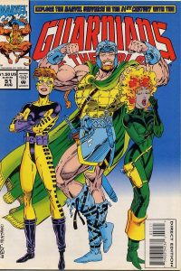 Guardians of the Galaxy #51 (1994)