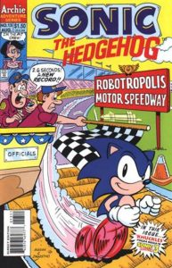 Sonic the Hedgehog #13 (1994)