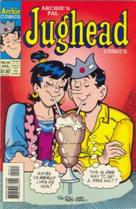 Archie's Pal Jughead Comics #59 (1994)
