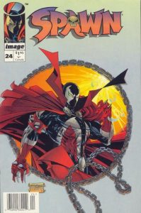 Spawn #24 (1994)
