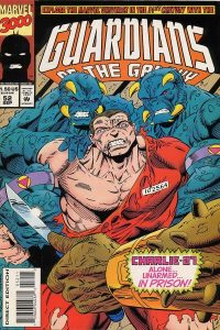 Guardians of the Galaxy #52 (1994)