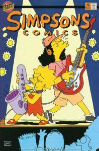 Simpsons Comics #6 (1994)