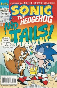 Sonic the Hedgehog #14 (1994)