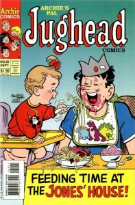 Archie's Pal Jughead Comics #60 (1994)