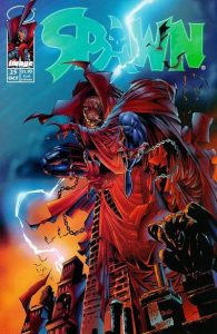 Spawn #25 (1994)