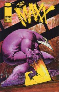 The Maxx #11 (1994)