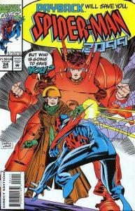Spider-Man 2099 #24 (1994)