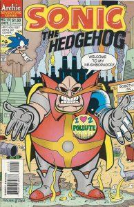 Sonic the Hedgehog #15 (1994)