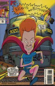Beavis & Butt-Head #8 (1994)