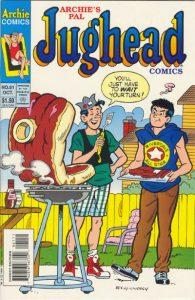 Archie's Pal Jughead Comics #61 (1994)
