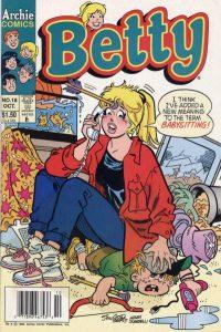 Betty #18 (1994)