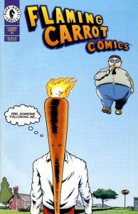 Flaming Carrot Comics #31 (1994)