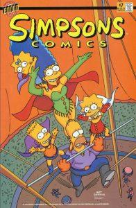 Simpsons Comics #7 (1994)