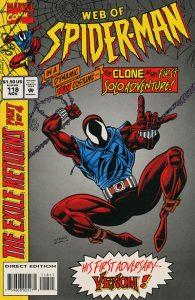 Web of Spider-Man #118 (1994)