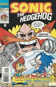 Sonic the Hedgehog #16 (1994)