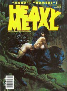 Heavy Metal Magazine #153 (1994)