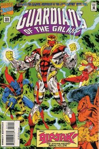 Guardians of the Galaxy #55 (1994)