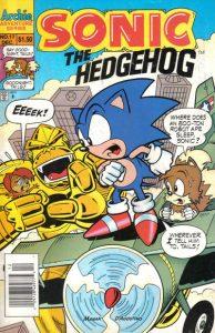 Sonic the Hedgehog #17 (1994)