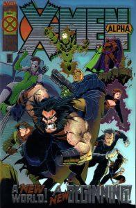 X-Men: Alpha #1 (1994)