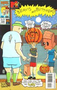 Beavis & Butt-Head #10 (1994)