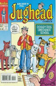 Archie's Pal Jughead Comics #63 (1994)