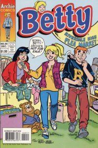 Betty #20 (1994)