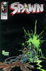Spawn #27 (1995)