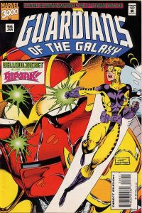 Guardians of the Galaxy #56 (1995)
