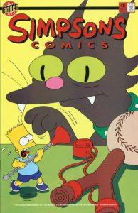 Simpsons Comics #8 (1995)