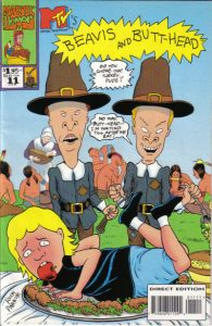 Beavis & Butt-Head #11 (1995)