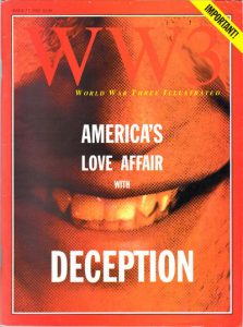 World War 3 Illustrated #22 (1995)