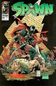 Spawn #28 (1995)